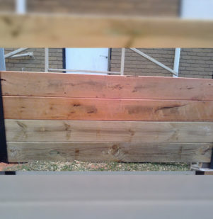 Red Gum & Pine Sleepers