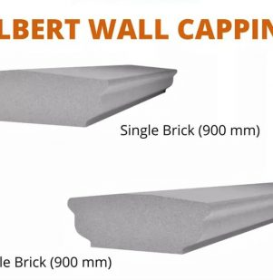 Albert Wall Capping