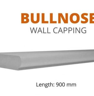 Bullnose Wall Capping