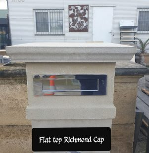 Flat Top Richmond Cap