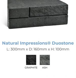 Natural Impression Duostone 2