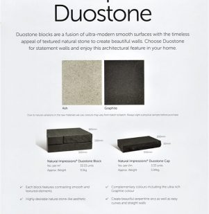Natural Impression Duostone