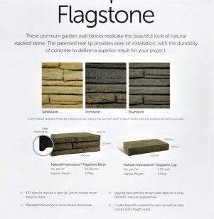 Natural Impression Flagstone