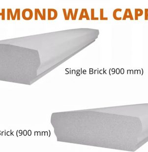 Richmond Wall Capping