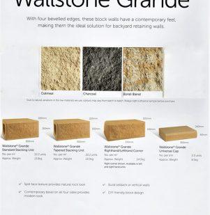 Wallstone Grande
